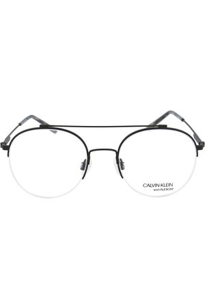 Calvin Klein MEN'S CK19144F001 BEIGE METAL GLASSES