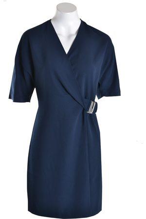 Dante 6 Women Work Dresses - Dante 6 Dress PIXIE Belted Work Teal