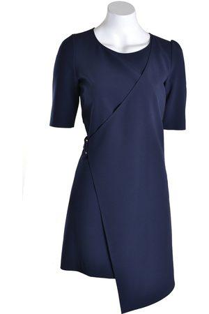 Patrizia Pepe Dress Asymmetric Work Navy