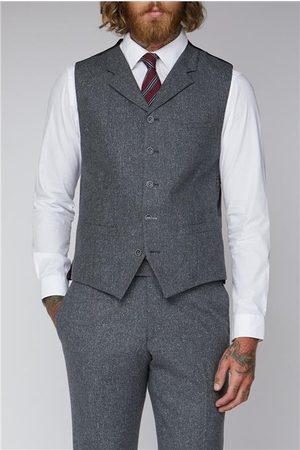 Gibson Tweed Suit Waistcoat