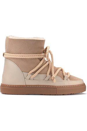 INUIKII Sneaker Classic Wedge Boots