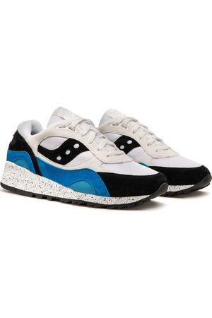 Saucony Shadow 6000 Trainers - White/Ensign