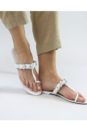 Schutz Women Sandals - Chain Sandals