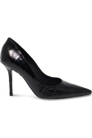 Fabi Women Heels - WOMEN'S FD6457N LEATHER PUMPS