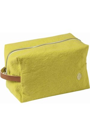 La cerise sur le gâteau Women Purses & Wallets - Medium Pouch Cube in Iona Bergamot