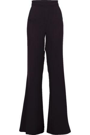 Safiyaa Women Wide Leg Trousers - Halluana Flare Pant