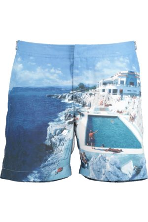 Orlebar Brown Roc Pool Mid-Length Swim Shorts