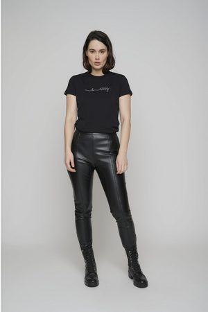 Rino and Pelle Rino & Pelle LEONNIE Faux Leather Trousers