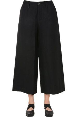UMA WANG WOMEN'S UP3016S12A0UW900 PANTS