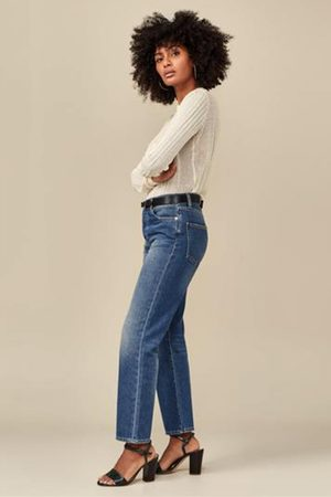 Bellerose Popeye Jeans in Used Denim