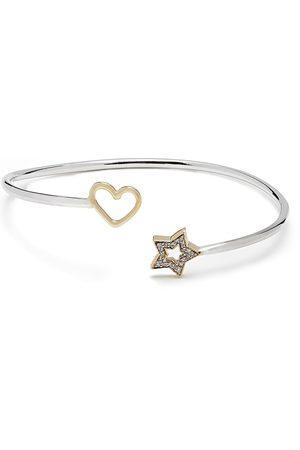 Kaizarin Open Heart and Star Bangle