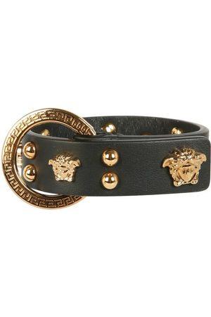 Versace Men Bracelets - MEN'S DG08456DMTN1B00V OTHER MATERIALS BRACELET