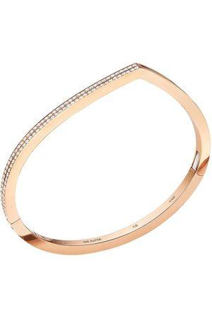 Repossi Antifer Pave Diamond Row Bracelet