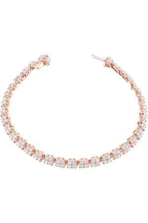 CARBON & HYDE Trilogy Bracelet - Rose Gold