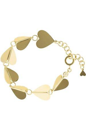 Cadar Large Hearts Bracelet