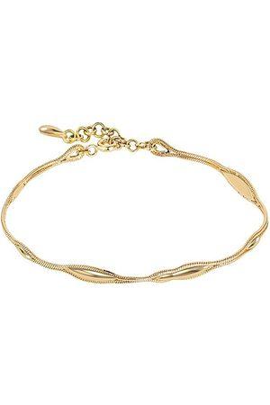 Fernando Jorge Fluid Yellow Bracelet
