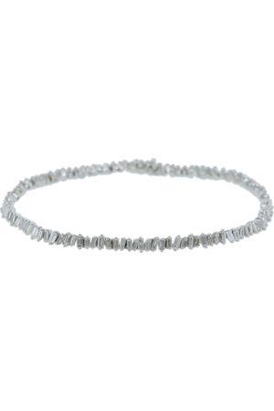 Suzanne Kalan Mini Baguette Tennis Bracelet