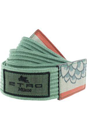 Etro Textured Belt