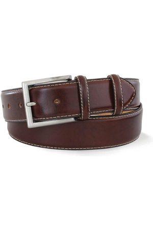 Robert Charles 1140 Dark Leather Belt