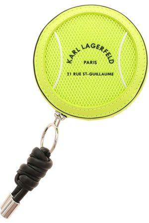 Karl Lagerfeld Rue STG Tennis Coin Pouch