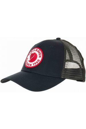 Fj llr ven Hats - Fjallraven 1960 Logo Langtradarkeps Cap - Dark Navy