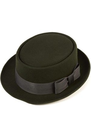 Christy's Hats Men Hats - Christys' Pork Pie Wool Felt Hat - Moss