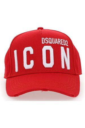 Dsquared2 MEN'S BCM041205C00001M818 COTTON HAT