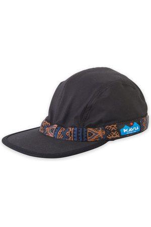 Kavu Men Hats - Synthetic Strapcap - Blackout