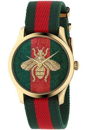 Gucci G-Timeless Web watch