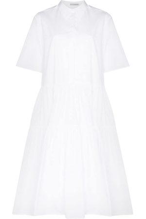 Cecilie Bahnsen Primrose tiered shirtdress