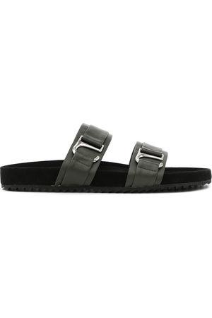 SENSO Women Sandals - Dahlia Fern leather slides