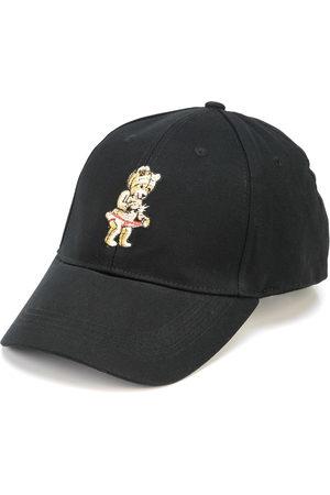 DOMREBEL Men Hats - Snap embroidered baseball cap