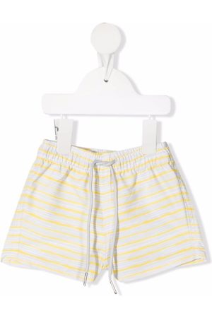 KNOT Baby Swim Shorts - Striped swim shorts