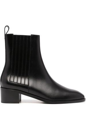 aeyde Neil ankle-length Chelsea boots