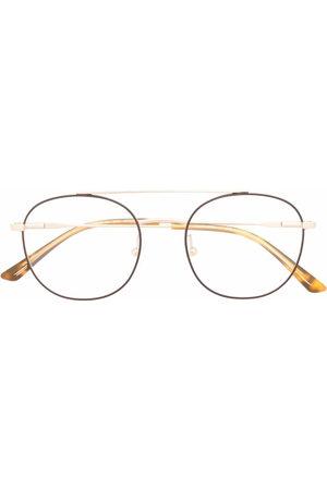 Calvin Klein Men Sunglasses - Round-frame glasses