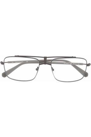 Calvin Klein Square-frame glasses