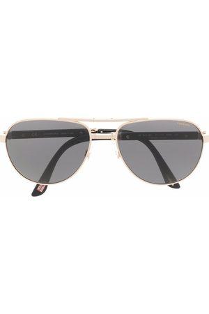 CHOPARD EYEWEAR Aviator tinted sunglasses