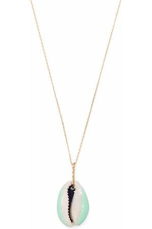 Aurélie Bidermann 18kt yellow Merco necklace