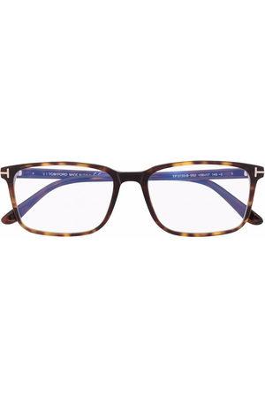 Tom Ford FT5735B square-frame glasses
