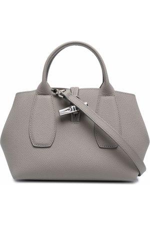Longchamp Roseau top handle bag