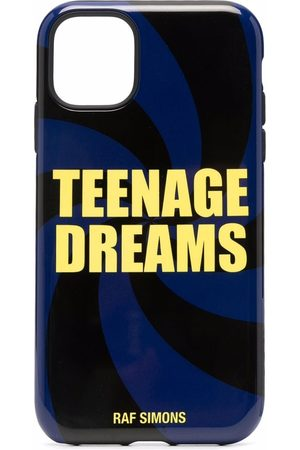RAF SIMONS Teenage Dreams iPhone 11 case