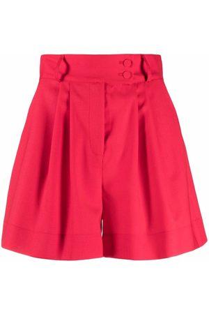 Styland Pleat-detail shorts