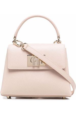 Furla 1927 leather tote bag - B4L00