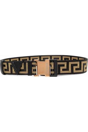 VERSACE Greca ribbon belt
