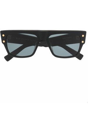 Balmain Sunglasses - B-III square-frame sunglasses