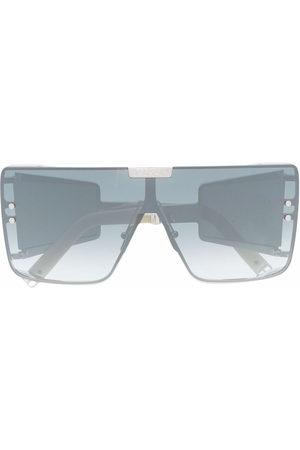 Balmain Wonder Boy oversized-frame sunglasses
