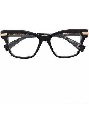 Balmain Cat-eye frame glasses