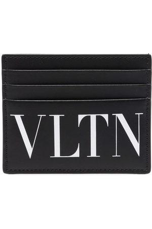 VALENTINO GARAVANI VLTN logo-print cardholder