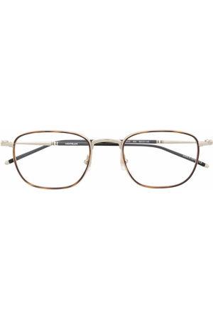 Mont Blanc Square-frame glasses