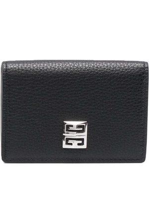 Givenchy Plain folding wallet